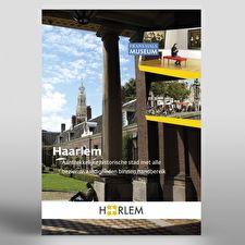 B-to-B Folder Haarlem en Frans Hals Museum