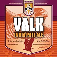 Valk Indian Pale Ale - Bieretiket